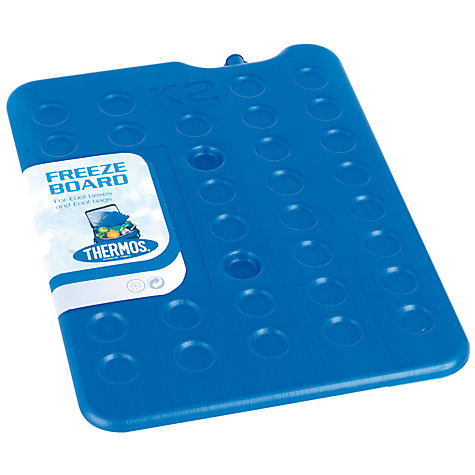 Buy Thermos Freezer Board, Large, 800g Online at johnlewis.com