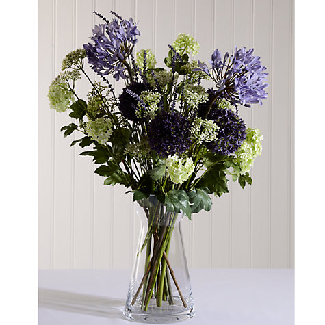 Buy LSA Flower Bouquet Flared Vase, H29cm Online at johnlewis.com