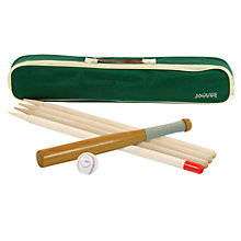 Buy Jaques Family Rounders Set with Posts Online at johnlewis.com