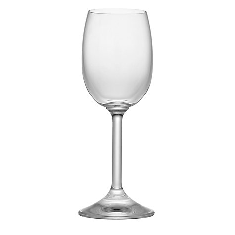 Buy John Lewis Juno Port / Sherry Glasses, Set of 4, Clear Online at johnlewis.com
