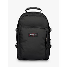 "Buy Eastpak Provider 15"" Laptop Backpack, Black Online at johnlewis.com"