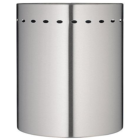 buy john lewis wastepaper bin stainless steel john lewis. Black Bedroom Furniture Sets. Home Design Ideas