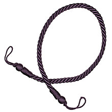 Buy John Lewis Rope Tieback Online at johnlewis.com