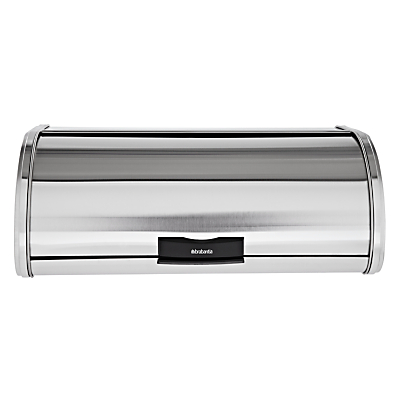 Brabantia Storage Touch Bread Bin, Large