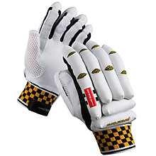 Buy Gray-Nicolls Powerbow Youth Batting Gloves, Right Handed Online at johnlewis.com