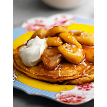Buy Buttermilk Pancakes with Caramelised Bananas by Bill Granger Online at johnlewis.com