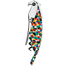 Buy Alessi AAM32 1 Parrot Sommelier Corkscrew, Proust Online at johnlewis.com