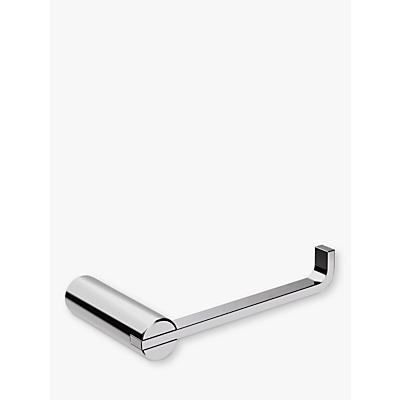 John Lewis Solo Toilet Roll Holder, Chrome