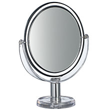 Buy John Lewis Round Acrylic Mirror Online at johnlewis.com