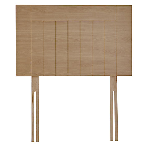 Buy John Lewis Kent Headboards, Single Online at johnlewis.com