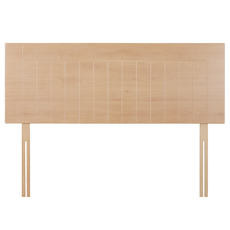 Buy John Lewis Kent Headboards, Double Online at johnlewis.com