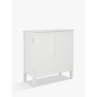 John Lewis St Ives Double Towel Cupboard