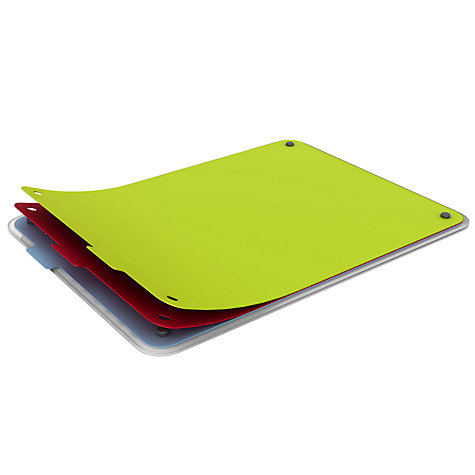 Buy Joseph Joseph Food Station Work Top Saver and Cutting Mats Online at johnlewis.com