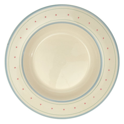 Buy John Lewis New Polly's Pantry Pasta Bowl, Natural Online at johnlewis.com