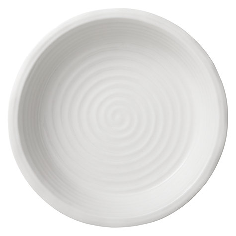 Buy Sophie Conran for Portmeirion Round Pie Dish, White, Dia.27cm Online at johnlewis.com