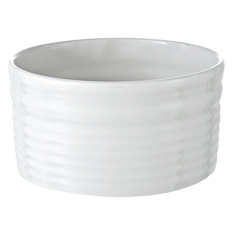Buy Sophie Conran for Portmeirion Small Ramekins, White, Set of 4, Dia.9cm Online at johnlewis.com
