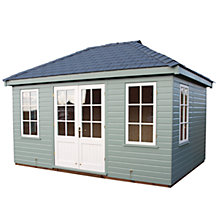 Buy Crane FSC Garden Room, 3 x 4.2m Online at johnlewis.com