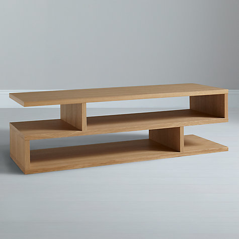 "Buy Content by Conran Balance Multipurpose Coffee Table/Television Stand for up to 20"" TVs Online at johnlewis.com"