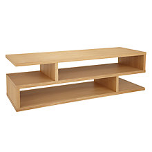 "Buy Content by Terence Conran Balance Multi-purpose Coffee Table/Television Stand for TVs up to 20"" Online at johnlewis.com"