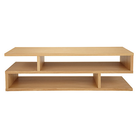 Buy Content by Conran Balance Multipurpose Coffee Table/Television Stand for TV's up to 20-inch Online at johnlewis.com