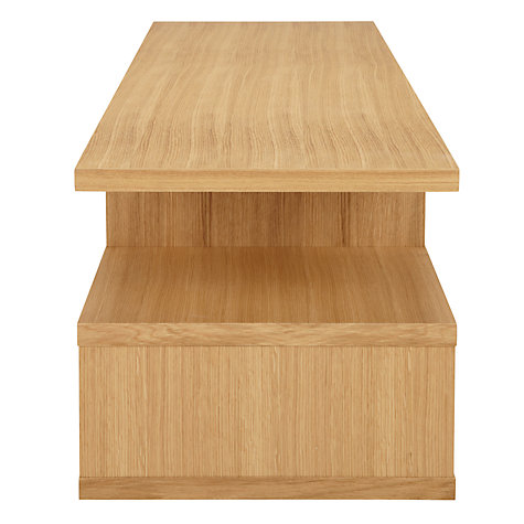 "Buy Content by Conran Balance Multipurpose Coffee Table/Television Stand for TVs up to 20"" Online at johnlewis.com"