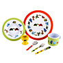 Martin Gulliver Jungle Friends Melamine Dinner Set