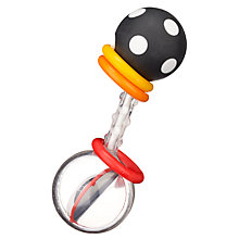 Buy Sassy Spin and Shine Rattle Online at johnlewis.com