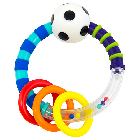 Buy Sassy Ring Rattle Online at johnlewis.com