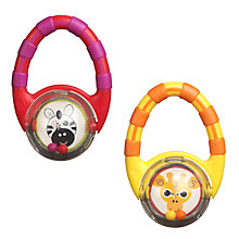 Buy Sassy Flip and Grip Rattles Online at johnlewis.com