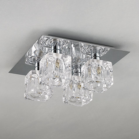 Buy John Lewis Cuboid Ceiling Light Online at johnlewis.com
