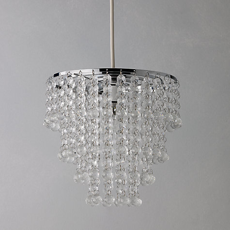 Buy John Lewis Easy-to-fit Annette Ceiling Shade Online at johnlewis.com