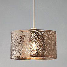 Buy John Lewis Easy-to-fit Kimi Ceiling Shade Online at johnlewis.com