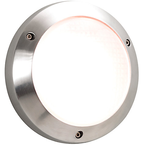 Buy ASTRO Toronto Outdoor Round Wall Light Online at johnlewis.com