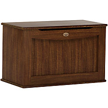 Buy Boori Toy Box, English Oak Online at johnlewis.com