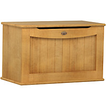 Buy Boori Toy Box, Heritage Teak Online at johnlewis.com