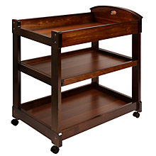 Buy Boori Classic Changer, English Oak Online at johnlewis.com
