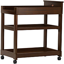 Buy Boori Newport Changer, English Oak Online at johnlewis.com
