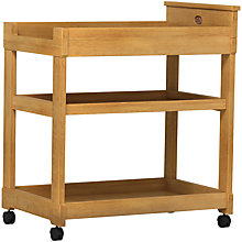 Buy Boori Newport Changer, Heritage Teak Online at johnlewis.com