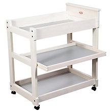 Buy Boori Newport Changer, Soft White Online at johnlewis.com