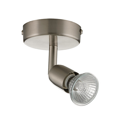 Buy John Lewis The Basics Keely Single Spotlight Online at johnlewis.com