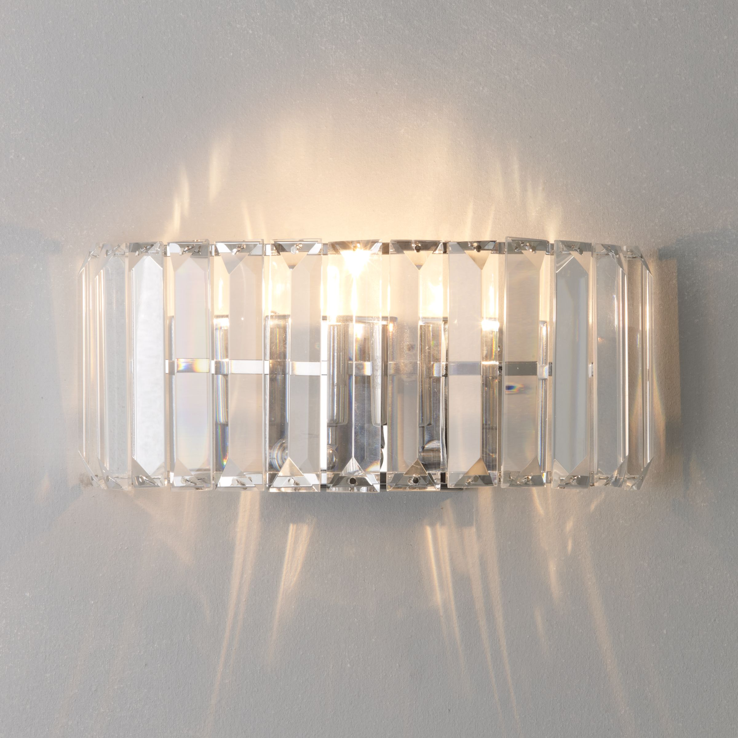 John Lewis Wall Lights Glass : Buy John Lewis Frieda Wall Light John Lewis