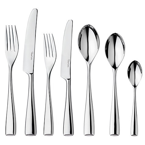 Buy Robert Welch Vale Serving Spoon Online at johnlewis.com