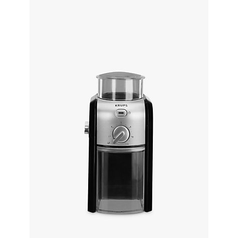 Buy Krups GVX2 Expert Coffee Grinder Online at johnlewis.com
