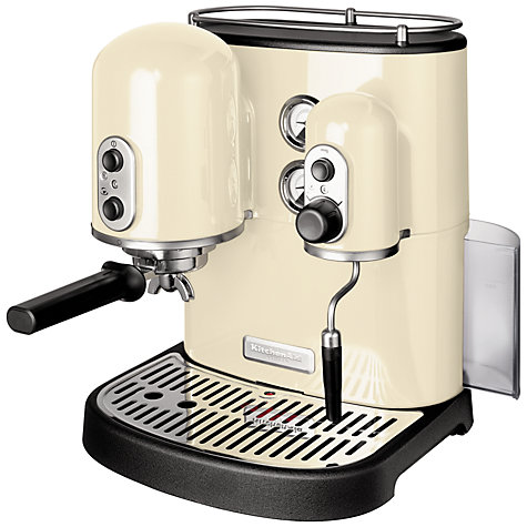 Buy KitchenAid Artisan Coffee Machine Online at johnlewis.com
