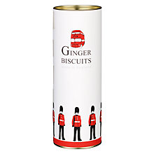 Buy Ginger Biscuits, 150g Online at johnlewis.com