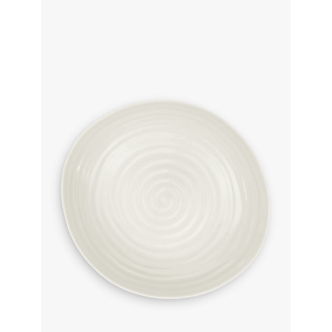 Buy Sophie Conran for Portmeirion Pasta Bowl, White, Dia.23.5cm Online at johnlewis.com