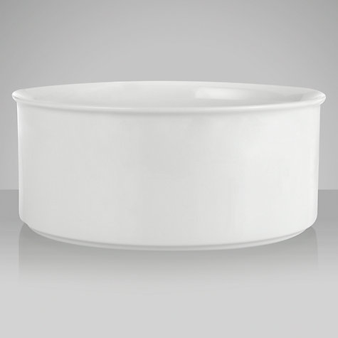 Buy Thomas Medaillon Open Dish, White Online at johnlewis.com