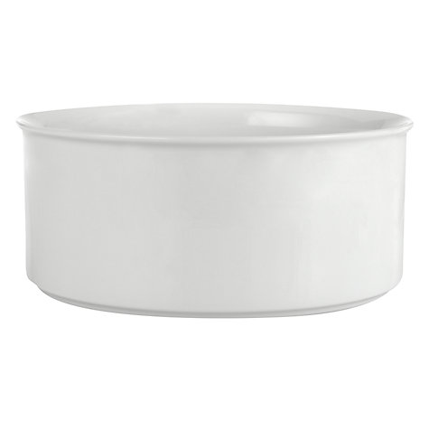 Buy Rosenthal Thomas Medaillon Open Dish, White Online at johnlewis.com