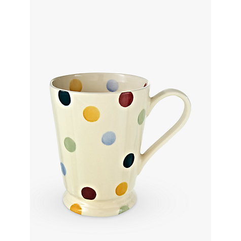 Buy Emma Bridgewater Polka Dot Cocoa Mug, 0.55L Online at johnlewis.com