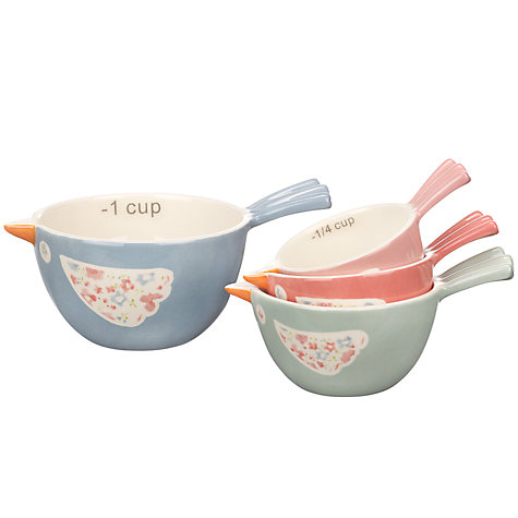 Buy John Lewis Polly's Pantry Measuring Cups Online at johnlewis.com